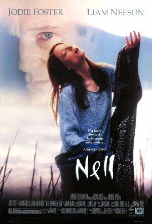 Cut off from the modern world, Nell (Jodie Foster) is a wild child, ...