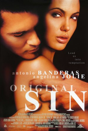 Original Sin Luis (Antonio Banderas) and Julia (Angelina Jolie) are bound ...